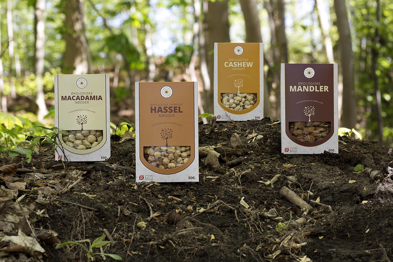 Bæredygtige nødder